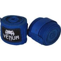 Бинты Venum х/б синие